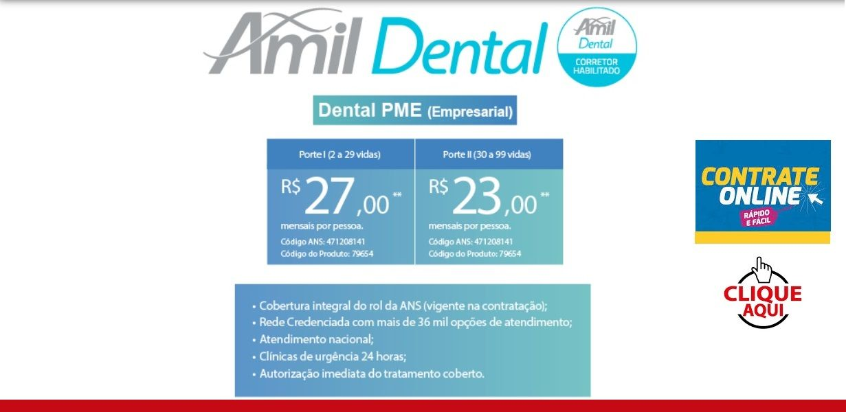 amil_dental1 Amil Dental - Litoral
